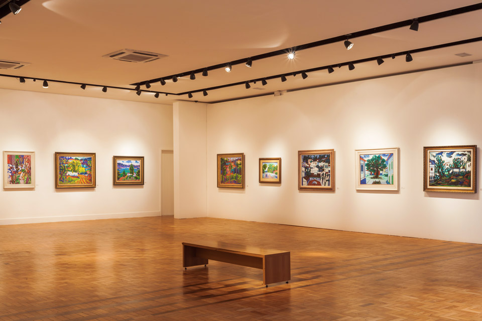 Museu Inimá de Paula - Belo Horizonte