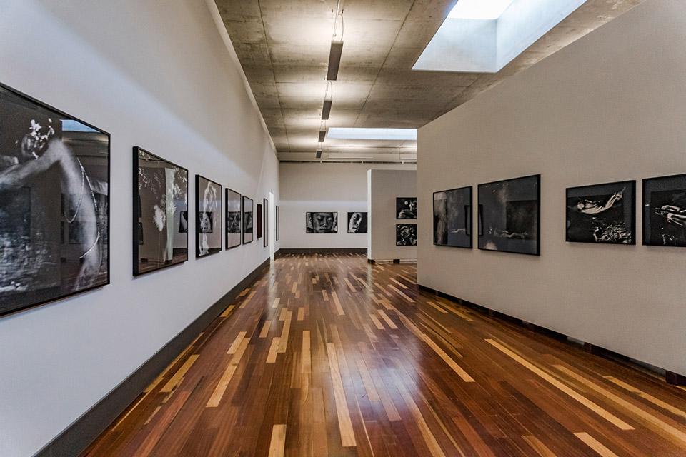 Galeria Claudia Andujar - Foto Pedro Sales - PS Foto Design