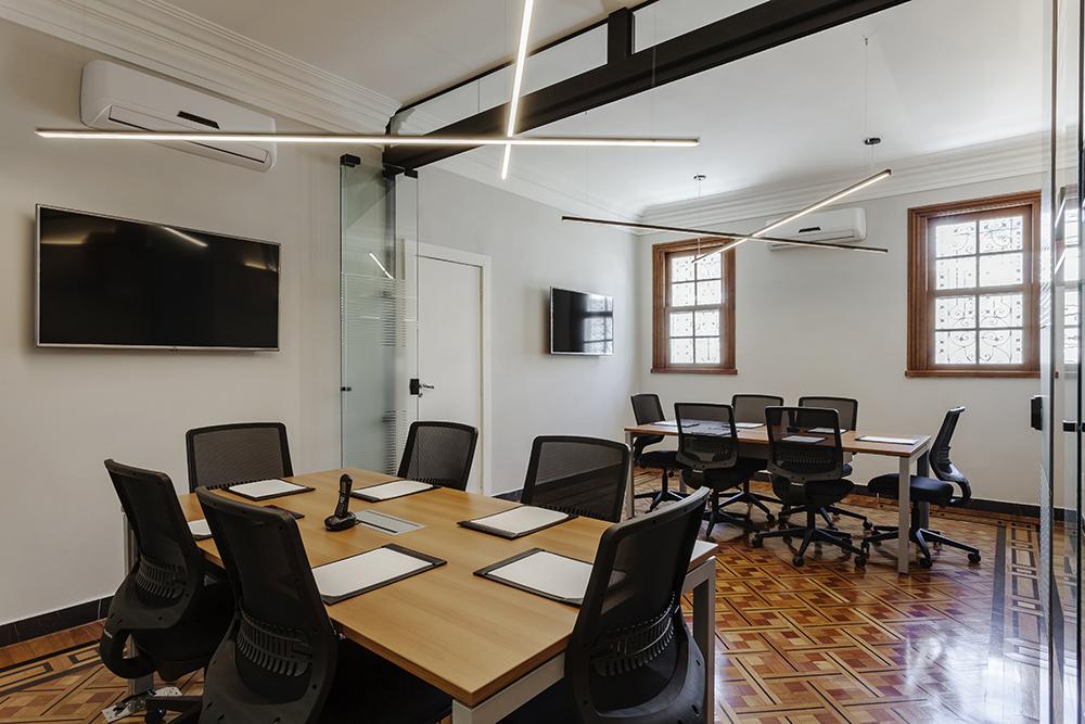 Escritório BCM Advogados - Projeto RT Arquitetura - Foto Pedro Sales - PS Foto Design